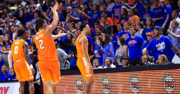 "Tennessee Hoops Team Mocks Florida Fans After Receiving ""Inhumane"" Comments"
