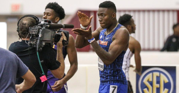 Blink and You Might Miss This Florida Track Star Destroy His Competition
