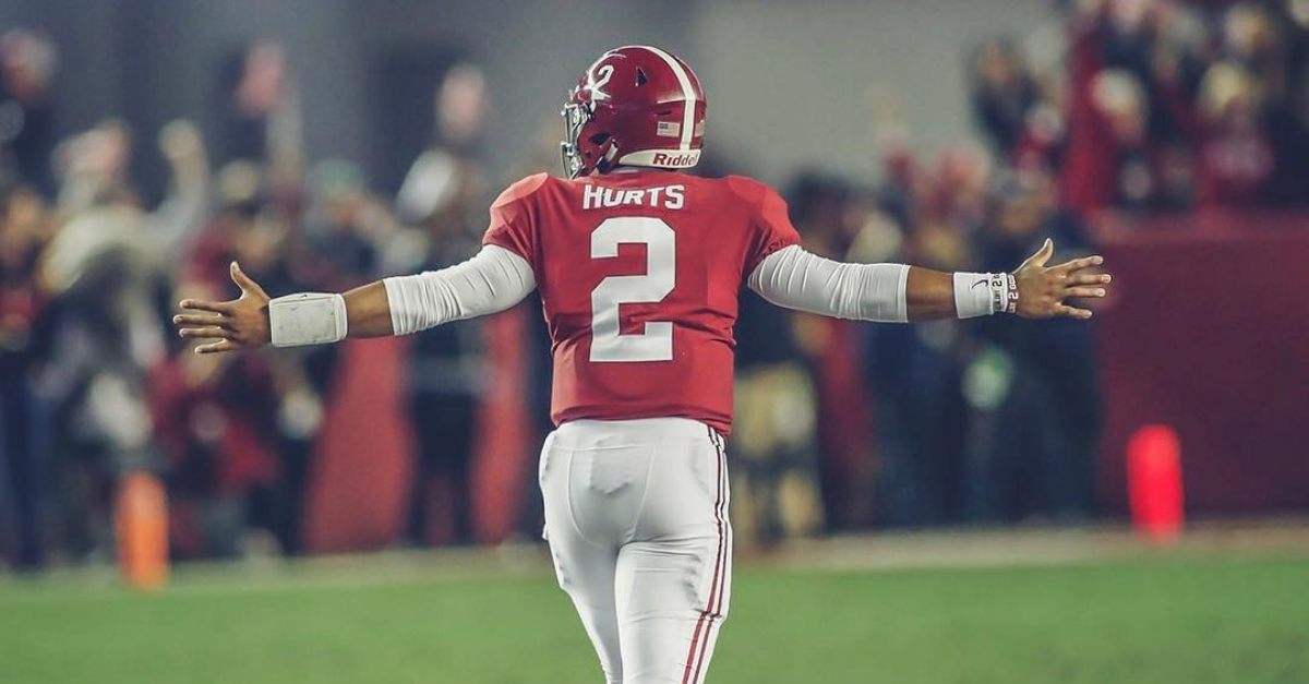 The Case for Alabama: Why Jalen Hurts Should Have Stayed in Tuscaloosa