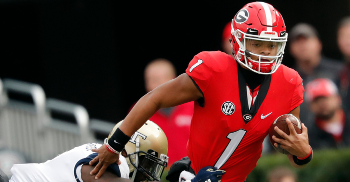 Justin Fields' Next Destination Will Make You Shake Your Head in Disgust
