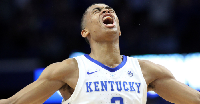 AP Top 25: Tennessee Stays No. 1, But Don't Sleep on Kentucky Right Now