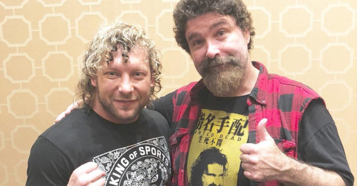 Could Kenny Omega Be Heading to WWE After Grueling Title Loss?