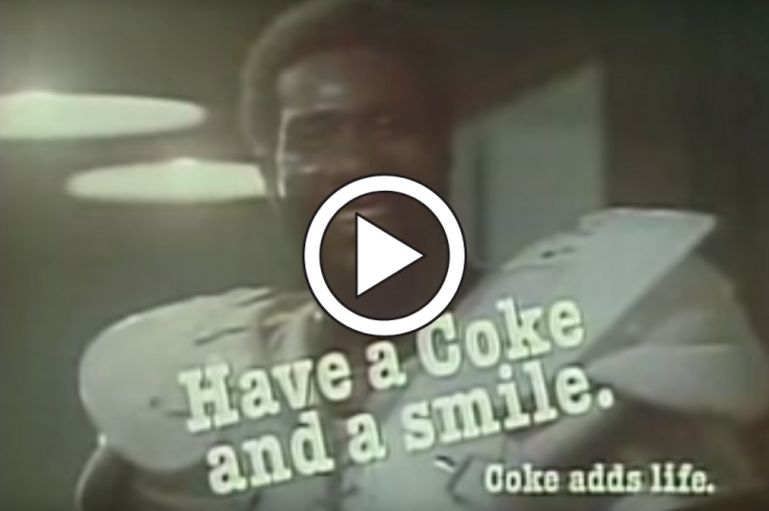 Mean Joe Greene's Coca-Cola Commercial is Still Awesome