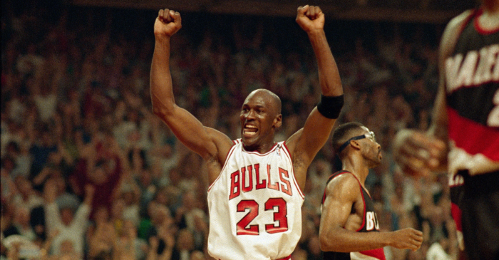 Michael Jordan's Best Playoff Games Made 'His Airness' a Legend