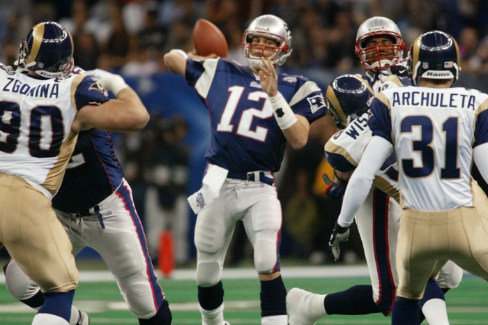 Lies, Cheating and False Gods: Why the Patriots' First Super Bowl was a Fluke