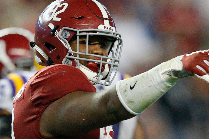 Alabama Leads Another List, But This One's Hurting College Football