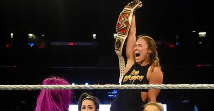 All Signs Point to Ronda Rousey Leaving WWE After WrestleMania