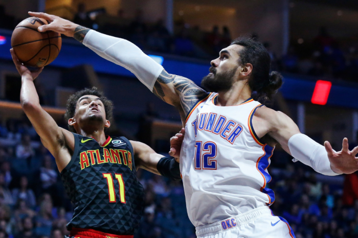 Steven Adams' 17 Siblings Groomed the NBA's Toughest Enforcer