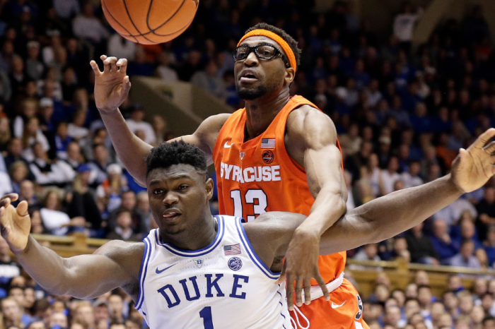 Syracuse Downs No. 1 Duke in Thrilling OT Upset
