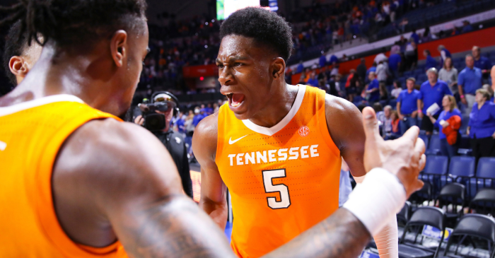 The Tennessee Volunteers are the Best Team in College Basketball. Period.