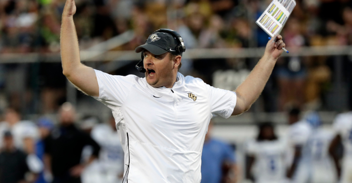 Did UCF Blow Their Playoff Chances With Fiesta Bowl Loss?