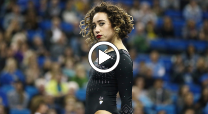 UCLA Gymnast Perfect 10, Katelyn Ohashi (1)