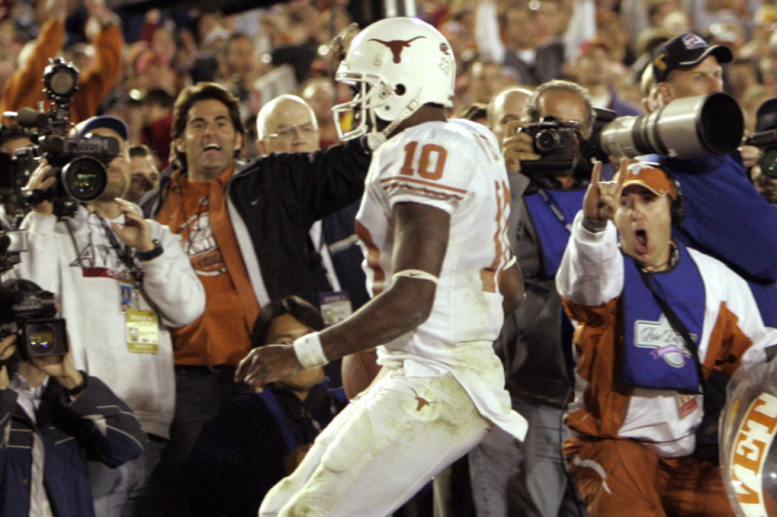 Finally! Vince Young Will Have His Own Spot in the College Football Hall of Fame