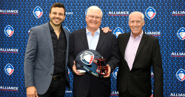 AAF Draws Gamblers Early and Often Despite No League History
