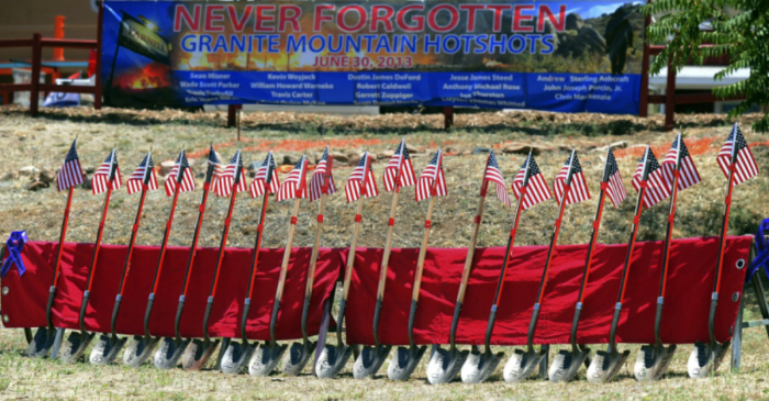 Arizona Hotshots Retire No. 19 to Honor Fallen Firefighters' Tragic Story