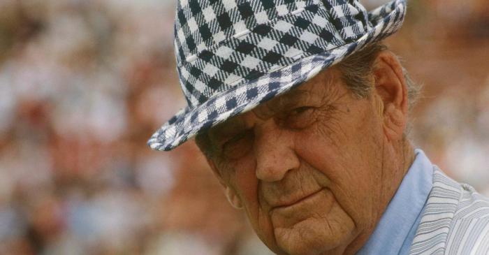 The Strange Coincidence of Bear Bryant's Death