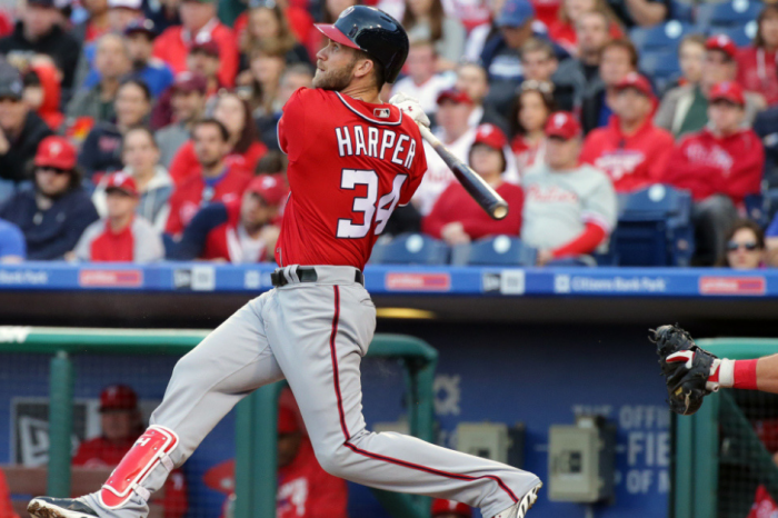 Bryce Harper's Mega Deal Pays More in One Day Than Some Really Important Jobs
