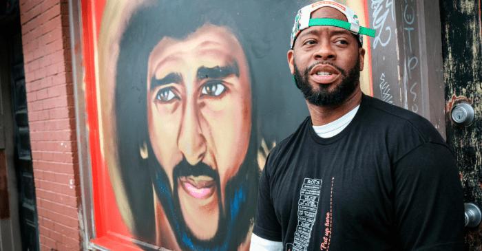 Colin Kaepernick Murals Appear All Over Atlanta After Super Bowl