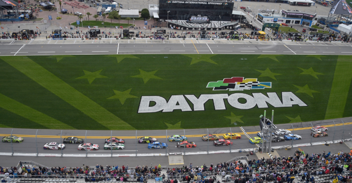 Football at Daytona? This Seriously Needs to Happen Soon