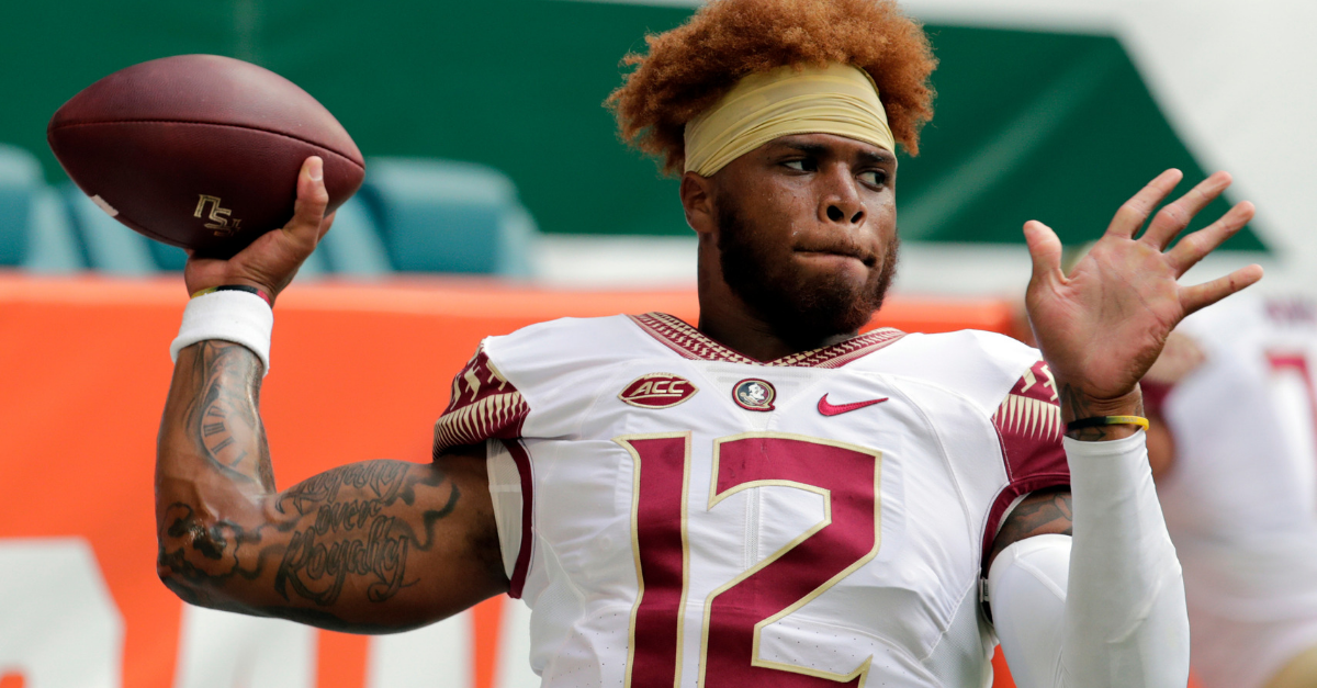 After Starting QB's Dismissal Over Alleged Abuse, What's Next for Florida State?
