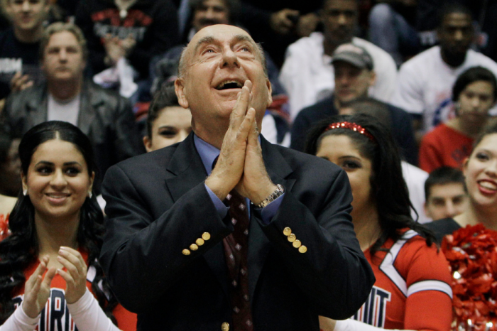 Dick Vitale Earns Lifetime Achievement Award, and It's Awesome, Baby!