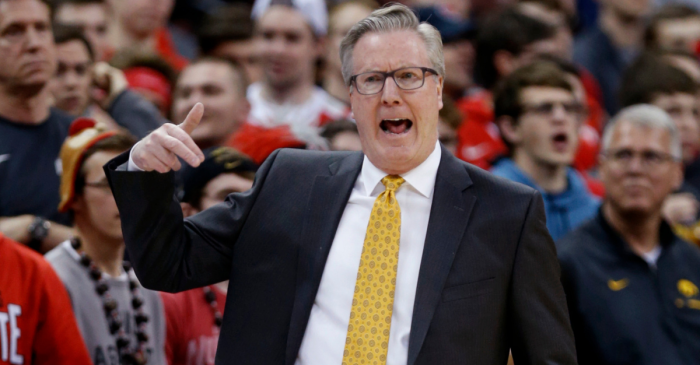 Iowa Hoops Coach Suspended for Cussing Out an Official With F-Bombs