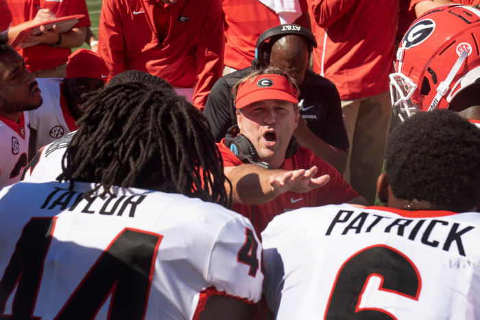 Georgia Takes Big Chance With 2 Young Defensive Coordinator Hires