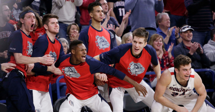 AP Top 25: Gonzaga Replaces Duke Again, Reclaims No. 1 Spot