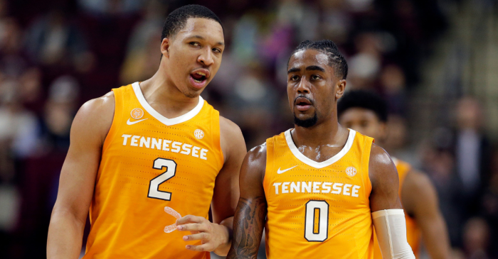 AP Top 25: Another Dominant Week Helps Vols Keep No. 1 Spot