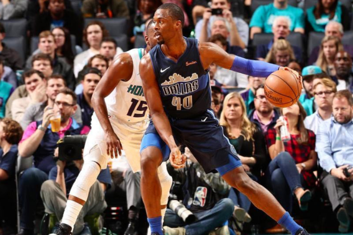 Mavericks Trade Harrison Barnes While He's in the Middle of a Game