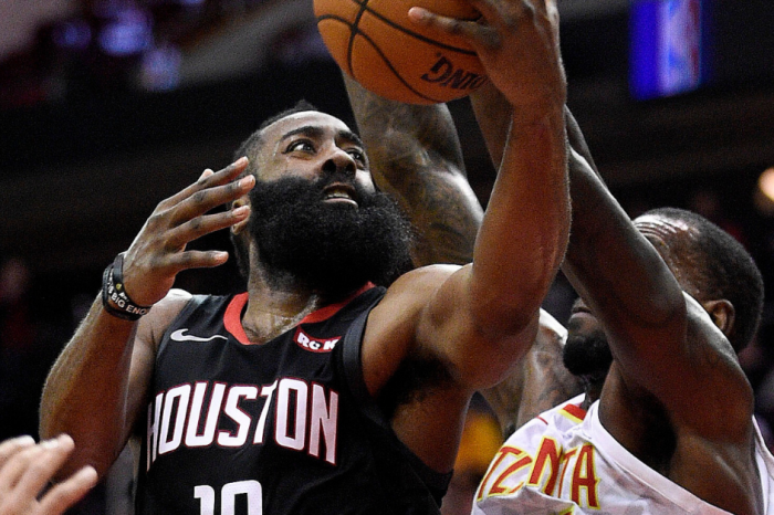 Thank Goodness, James Harden's 30-Point Streak is Finally Over