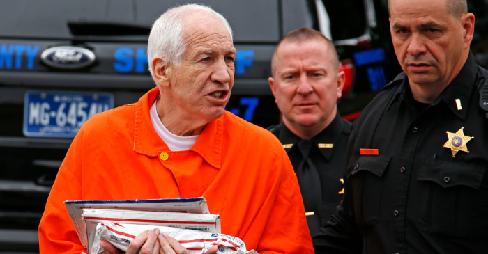 Jerry Sandusky Gets New Sentencing, But Loses Request for New Trial