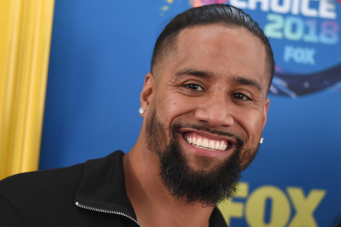 WWE Star Jimmy Uso Squares Up to Fight Police and Gets Arrested