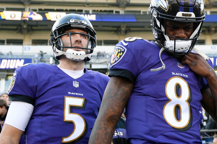 By Trading Joe Flacco, The Ravens Finish Digging Their Own Grave