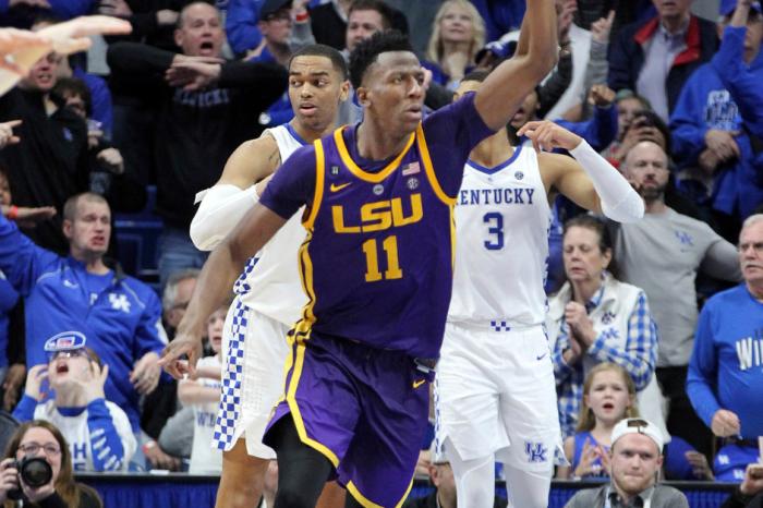 2 Missed Calls Overshadow LSU's Buzzer-Beating Win Over Kentucky