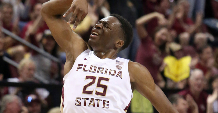 The ACC Sixth Man of Year is a No-Brainer. It's FSU's Mfiondu Kabengele