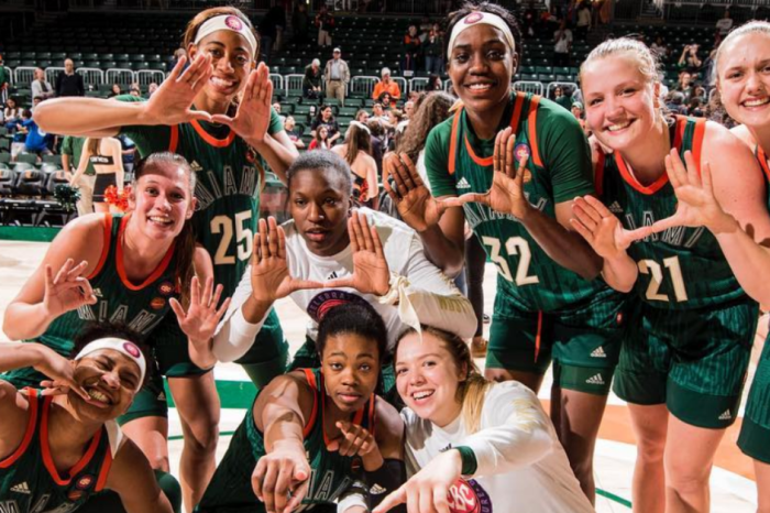 Beatrice Mompremier, Ranked 'Canes Still Don't Get Enough Credit for Dominating