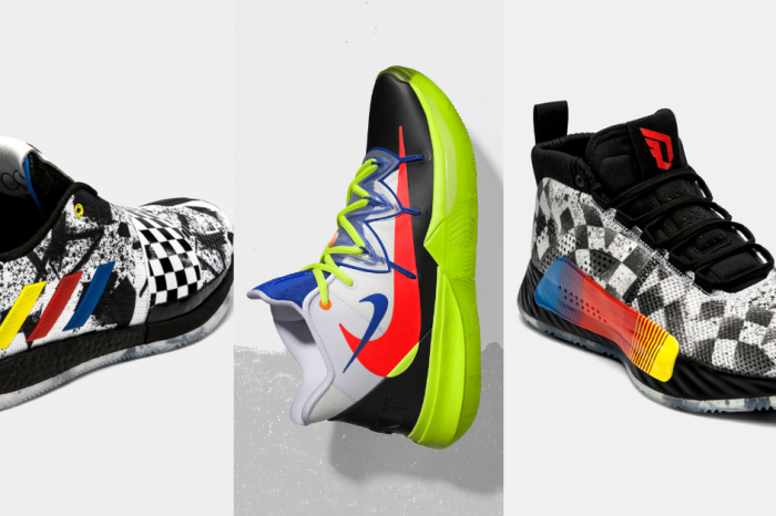 Check Out These Special and Wild NBA All-Star Game Sneakers
