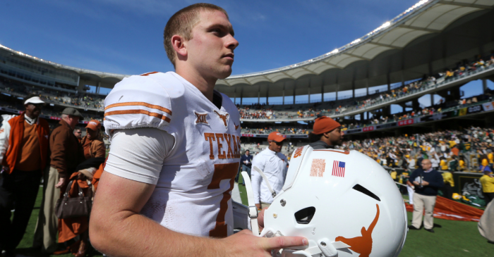 Texas Forever: Former Longhorns QB Finds New Lone Star State Home