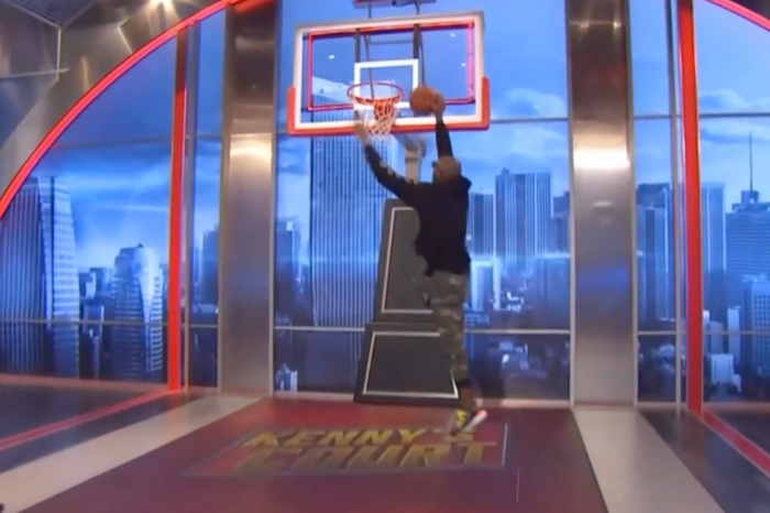 WATCH: With $1,000 on the Line, Terrell Owens Tried to Dunk Again