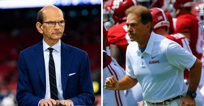 "Paul Finebaum: ""Time Is Running Out"" on Nick Saban's Dynasty"