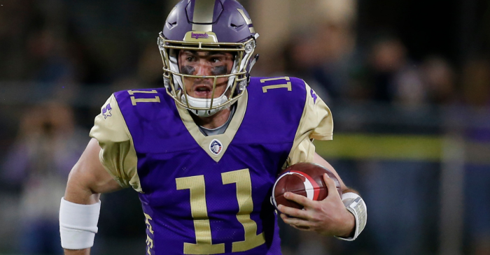 Aaron Murray Leads Atlanta to First AAF Victory, And It's About Damn Time