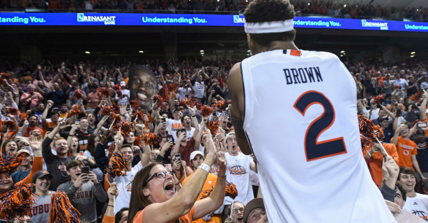 Auburn's Road to the Final Four is Tough, But These Tigers are Dangerous