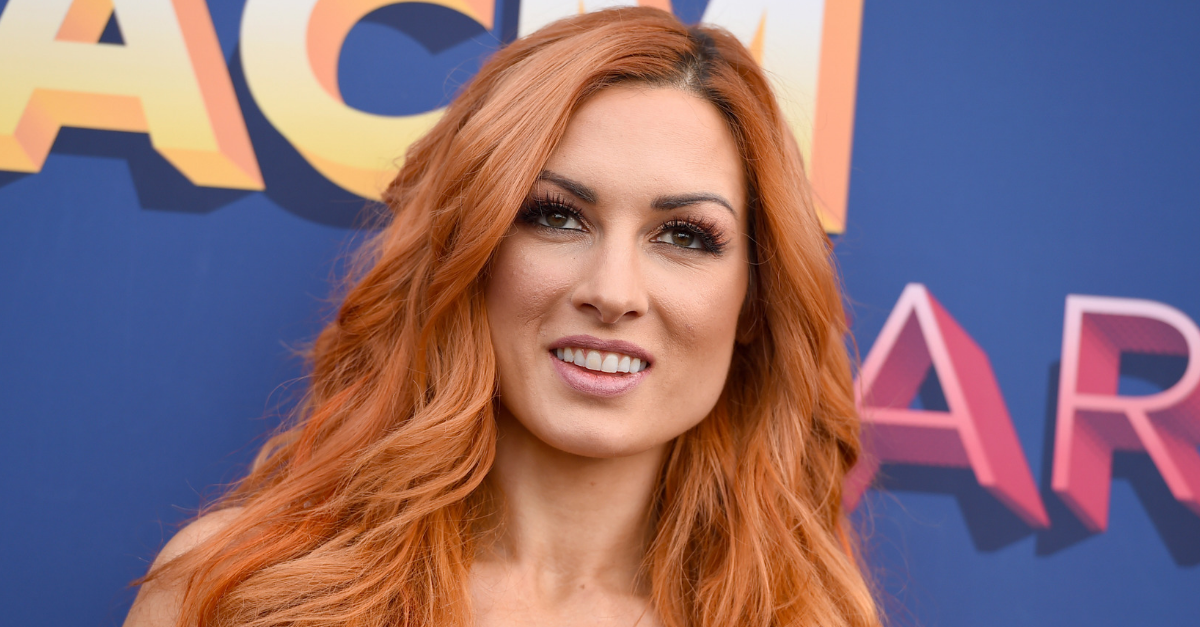 The 33-year old daughter of father (?) and mother(?) Becky Lynch in 2020 photo. Becky Lynch earned a million dollar salary - leaving the net worth at million in 2020