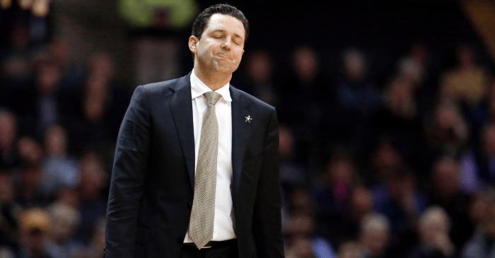 Vanderbilt Fires Bryce Drew After Terrible and Winless SEC Season