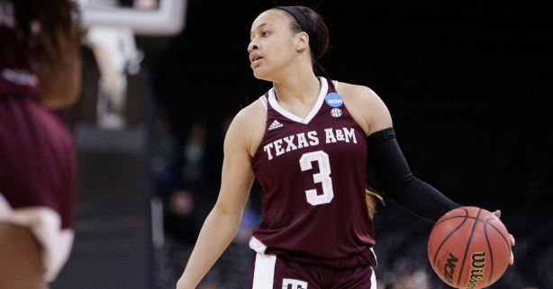 The Aggies Are Great With Chennedy Carter, But Only Good Without Her