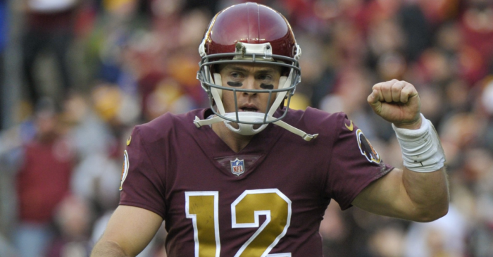 Former Texas QB Colt McCoy's Risky Milk Choice Will Make You Want to Puke