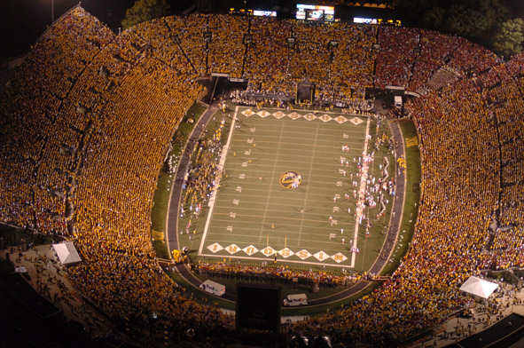 Farout Field, Missouri Tigers