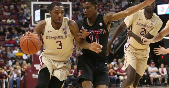 No. 18 Florida State Continues Hot Streak, Tops NC State 78-73