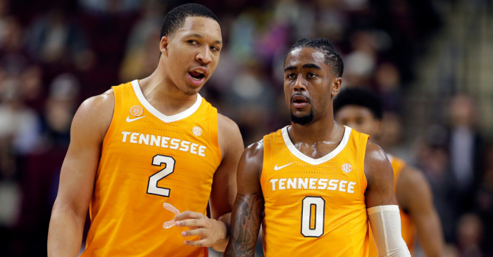 Tennessee's Grant Williams Named SEC Player of the Year… Again!
